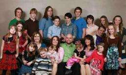 3 chị em chung 1 người chồng, sinh ra 19 đứa con và vẫn đang hạnh phúc