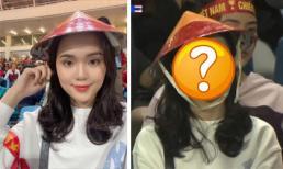 Bạn gái Duy Mạnh xinh lung linh khi dùng app nhưng khoảnh khắc cam thường trông ra sao?