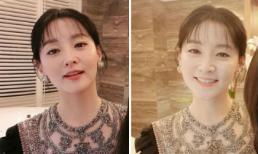 Hết Park Min Young lại đến Lee Young Ae cắt tóc mái để hack tuổi
