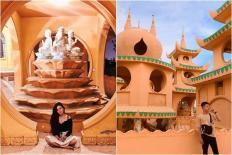 Ngôi chùa cổ đặc biệt 'không cột - không nóc' giữa lòng Sài Gòn