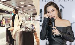Ca sĩ Hương Tràm bị trộm móc túi, mất hết toàn bộ tiền khi đi du lịch