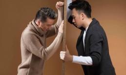 Đàm Vĩnh Hưng bất ngờ 'cãi tay đôi' với Dương Triệu Vũ