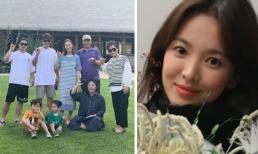 Gia đình Song Joong Ki vui vẻ hơn sau khi con trai thoát khỏi cuộc hôn nhân với Song Hye Kyo