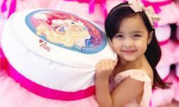 Con gái 'Mỹ nhân đẹp nhất Philippines' xinh như thiên thần trong tiệc sinh nhật ngập tràn búp bê