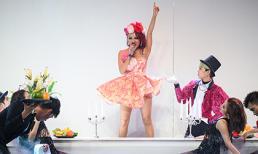Gương mặt thân quen 2019: Khó tính thế kia, giám khảo Quang Linh vẫn dành điểm tuyệt đối cho Nhật Thủy với màn giả Rihanna 'chuẩn không cần chỉnh'