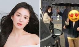 Dứt tình với Song Joong Ki, Song Hye Kyo bị bắt gặp bí mật tới ủng hộ người mà cô mê mệt bấy lâu