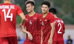 U22 Việt Nam đè bẹp U22 Brunei trong ngày ra quân SEA Games 30