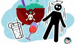 5 thứ không thể chạm vào sau khi uống rượu nếu không muốn bị 'mất mạng'