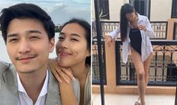 Bạn gái Huỳnh Anh liên tục tung ảnh gợi cảm sau nghi án chia tay