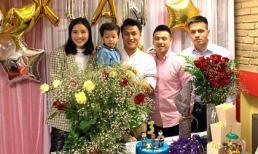 Kỳ Hân - Mạc Hồng Quân tổ chức sinh nhật cho con trai ở Séc