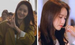 Yoona chứng tỏ đẳng cấp nhan sắc nữ thần khi rời Việt Nam trở về Hàn Quốc