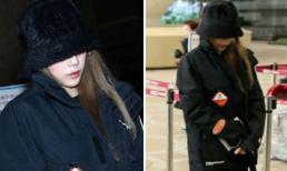 Sau cái chết của Goo Hara, Taeyeon gây hoang mang cho fan khi có biểu hiện lạ