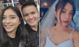 Hậu chia tay Quang Hải, Nhật Lê ẩn ý về chuyện sắp kết hôn: 'Đến 1 ngày... em là cô dâu'