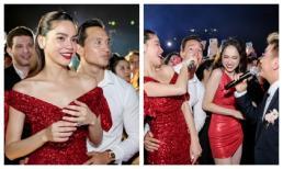 Vẫn chưa hết tiệc sinh nhật, Hà Hồ 'quẩy' hết mình với Đàm Vĩnh Hưng, Hương Giang, Kim Lý