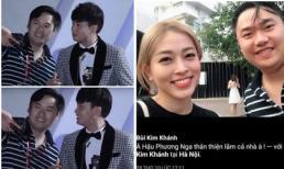 Dân mạng tìm ra người đàn ông bất ngờ lên sân khấu chụp ảnh với Quốc Trường tại AAA là người Việt, không phải người Hàn?