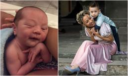 Đăng ảnh kỷ niệm 3 năm sinh con trai, Thảo Trang tiết lộ được cả gia đình nội từ Mỹ qua dự sinh nhật