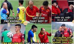 Loạt ảnh chế hài hước sau trận thắng đậm của U22 Việt Nam trước U22 Lào
