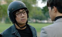 Trấn Thành bảy tỏ sự vui sướng khi nhận giải tại Liên hoan phim Việt Nam
