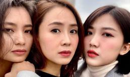 Cách nhau cả chục tuổi, 3 nữ chính 'Hoa hồng trên ngực trái' vẫn gây sốt vì nhan sắc rực rỡ