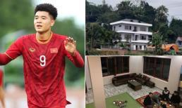 Hé lộ không gian bên trong căn biệt thự 2 tỷ Hà Đức Chinh xây tặng bố mẹ