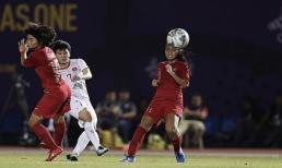 'Chơi tennis' trước Indonesia, tuyển nữ Việt Nam vào bán kết SEA Games 30
