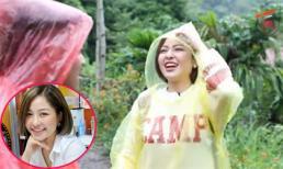 Sau scandal, hot girl Trâm Anh khiến khán giả 'đỏ mặt' với câu nói nhạy cảm trong game show thực tế