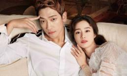 """Chẳng sợ bị chê lố, Bi Rain công khai """"tâng bốc"""" bà xã Kim Tae Hee trước bàn dân thiên hạ"""