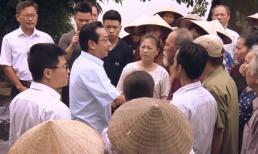 Sinh Tử tập 20: Chủ tịch Nghĩa bị nhân dân xã Giang Kim chặn xe để kiến nghị