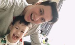 Lê Việt Anh gặp lại con trai sau gần nửa năm ly hôn, vào Nam sinh sống