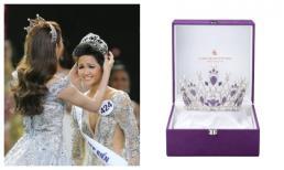 Hoa hậu Hoàn vũ 2019 công bố vương miện toàn kim cương và ngọc trai