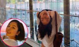 Bất chấp thị phi, Trâm Anh tung loạt ảnh 'ngả ngớn' khi đi du lịch Thái Lan