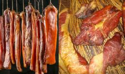 Cách làm thịt xông khói tại nhà đảm bảo thành công ngoài mong đợi