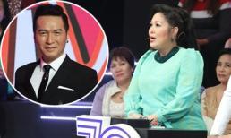 NSND Hồng Vân lần đầu thổ lộ tình cảm đặc biệt với ca sĩ Nguyễn Hưng