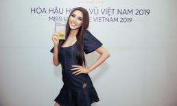 Tường Linh đoạt giải 'Best Smile' - Thí sinh có nụ cười đẹp nhất tại Hoa hậu Hoàn vũ 2019
