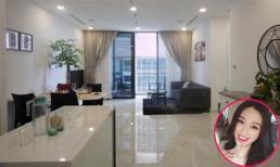 Không gian căn chung cư 'sang trọng nhất Sài Gòn' của mỹ nhân Khánh My