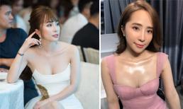 Quỳnh Nga thừa nhận nâng ngực để giúp mình tự tin hơn