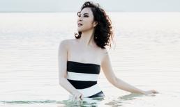 MC Thanh Mai diện bikini, phô diễn đường cong nuột nà ở ngưỡng U50