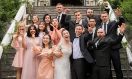 MC Hoàng Oanh chia sẻ sau hôn lễ: Bật mí chuyện sốt mê man, bố mẹ chồng khẳng định ông xã yêu cô vì chi tiết này