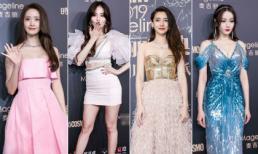 Thảm đỏ nóng nhất hôm nay: Yoona, HyunA gợi cảm chặt chém Angelababy, Địch Lệ Nhiệt Ba và dàn mỹ nhân Hoa ngữ