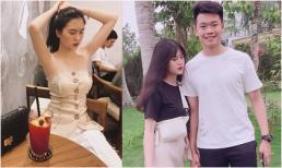 Bạn gái 10x đẹp như 'nàng thơ' của trung vệ U22 Việt Nam - Nguyễn Thành Chung