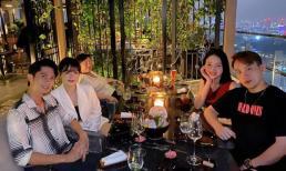 Sĩ Thanh đưa Huỳnh Phương dự tiệc ra mắt gia đình