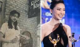 Đằng sau ánh hào quang, ít người biết rằng Ngô Thanh Vân từng chỉ là một cô bé bán bánh
