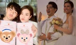 Dù đã có đám cưới cổ tích nhưng bây giờ Đông Nhi và Ông Cao Thắng mới chính thức là vợ chồng hợp pháp