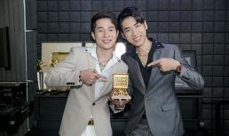 Jack và K-ICM bất ngờ nhận giải Best New Asia Artist Vietnam của MAMA 2019