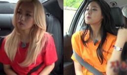 Lý do các idol nữ chấp nhận sai luật chứ không thắt dây an toàn đúng cách khi tham gia show truyền hình