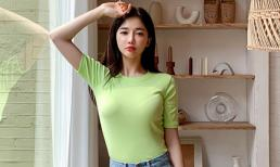 Những gợi ý mặc đẹp với màu xanh lá