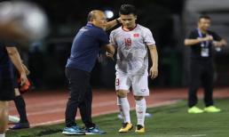 Thầy Park báo tin buồn về chấn thương của Quang Hải sau khi cầm hoà Thái Lan