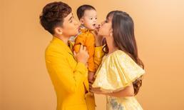 Vợ chồng Huy Cung - Linh My chính thức khoe quý tử đầu lòng cực đáng yêu