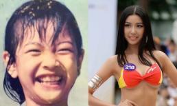Chùm ảnh 'khi xưa ta bé' của Top 40 Hoa Hậu Hoàn Vũ Việt Nam 2019