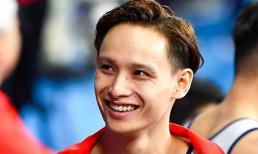Vẻ điển trai của 'Nam vương' thể dục dụng cụ Việt Nam khiến hội chị em 'mê mệt'